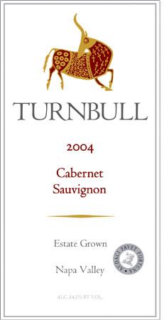 Turnbull Cabernet Sauvignon 2004